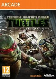 Carátula de TMNT: Desde las Sombras - Xbox 360