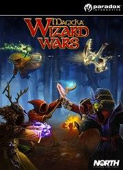 Carátula de Magicka Wizard Wars - PC