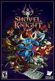 Carátula de Shovel Knight - PC
