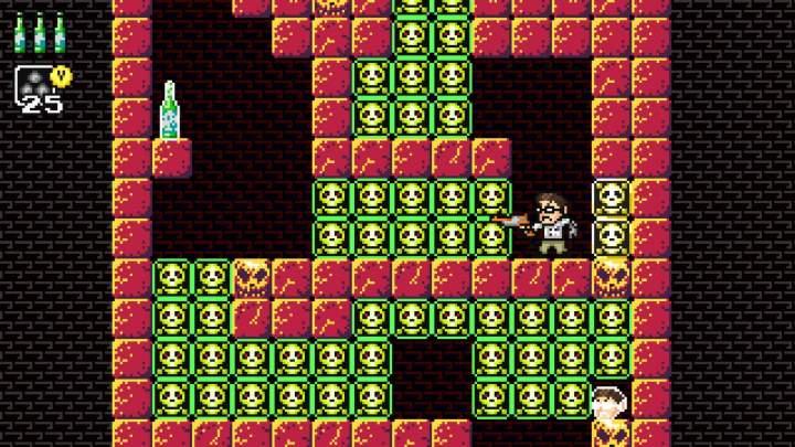 Angry Video Game Nerd Adventures - GameSpot