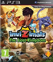 Invizimals: El Reino Escondido PS3