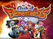 Clash of Elementalists DS