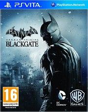 Carátula de Batman: Arkham Origins Blackgate - Vita