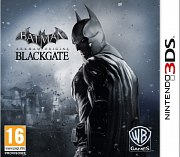 Carátula de Batman: Arkham Origins Blackgate - 3DS