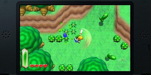 Zelda A Link Between Worlds: Zelda A Link Between Worlds: Impresiones jugables