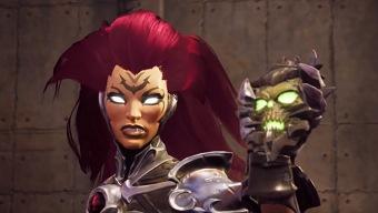 Darksiders 3 se deja ver en un nuevo tráiler y abundante gameplay