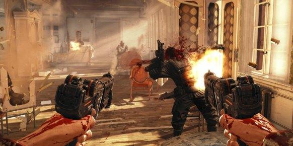Wolfenstein The New Order: Futuro shooter alternativo