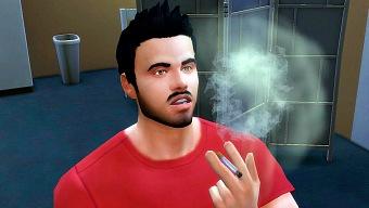 Alguien está ganando miles de dólares añadiendo drogas a Los Sims 4
