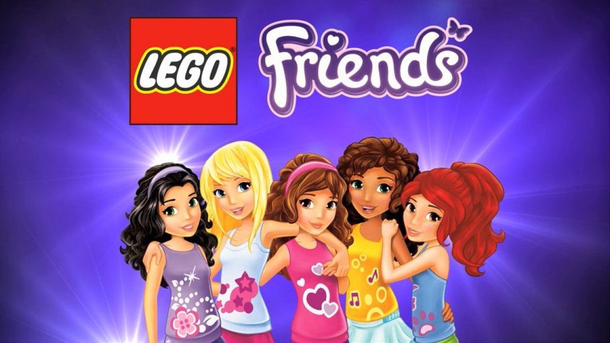 LEGO Friends: Gameplay Trailer (3DS)