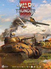 Carátula de War Thunder - PS4