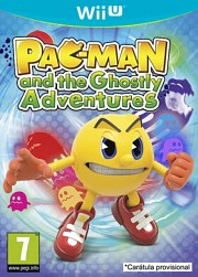 PAC-MAN and the Ghostly Wii U