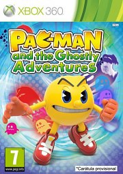 Carátula de PAC-MAN and the Ghostly - Xbox 360