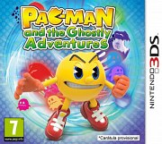 Carátula de PAC-MAN and the Ghostly - 3DS
