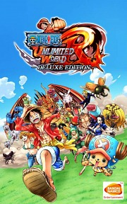 Carátula de One Piece: Unlimited World Red - PS4