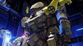 Heavy Gear Assault: E3 Preview: Gear Bay